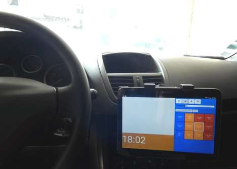 DIY In-Car Touchscreen PCs - The 'Carputer' Car Entertainment System Packs Computer Functionality