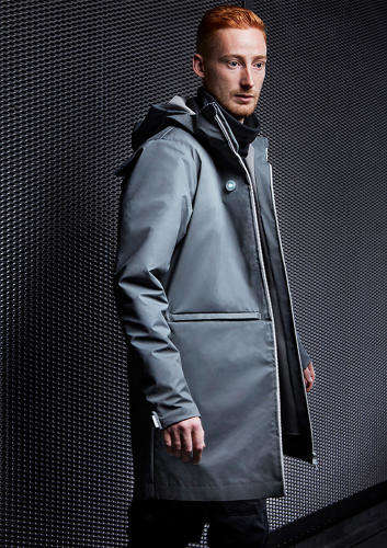 Device-Disguising Parkas - The 'Power Parka' Hides and Charges Many Different Devices