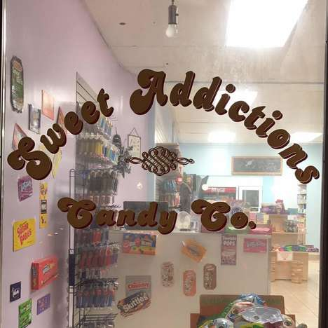 Alternative Candy Shops - 'Sweet Addictions Candy' Sells Foreign and Rare Confectioneries
