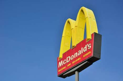 QSR Table Services - McDonald's Table Service Will Be a New Feature at Its Restaurants