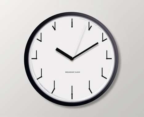 Self-Referential Clocks