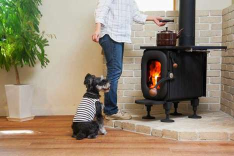 Efficient Wood-Burning Stoves - The Agni-Hutte Stove Furnace Updates an Antiquated Unit