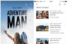 Experiencing-Sharing App Features - 'Airbnb Trips' Expands the Service to Include Experiences