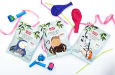 Educational Healthy Snack Branding - The Exotic Snacks are Health Natural Snacks for Youngsters