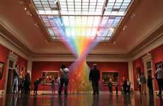 Technicolor Gallery Installations
