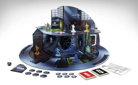 Intergalactic Mystery Games - Clue: Star Wars Edition Merges Two Beloved Franchises