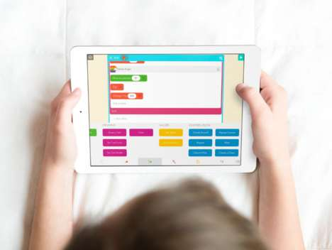 STEM App Subscription Programs - The Hopscotch App Makes STEM Learning More Accessible to Kids