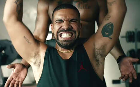 Lip-Syncing Rapper Commercials - This Drake Apple Ad Shows Him Singing to Taylor Swift's 'Bad Blood'