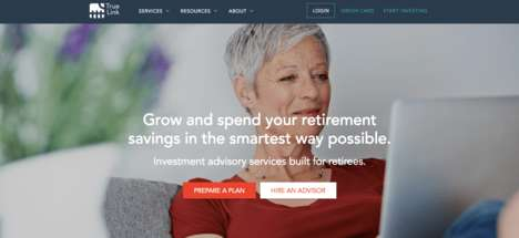 Retiree Wealth Management Services - True Link Financial Caters to Boomers and Retirees