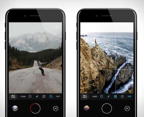 Enhanced Control Camera Apps