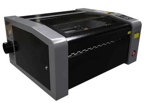 Digital Maker Laser Systems - The Voccell DLS Engraver and Laser Cutter System is Professional-Grade