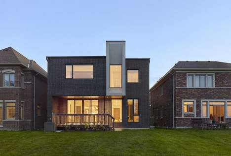 Modernized Active Homes - This Active House Has a Minimal Impact on the Environment