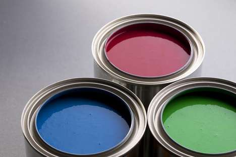 Energy-Generating Paints - This Newly Designed Thermoelectric Paint Converts Heat into Electricity