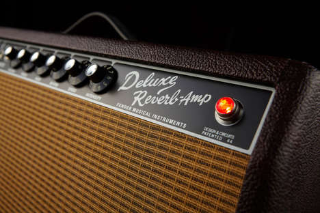 App-Syncing Guitar Amps - The New Fender Guitar Amp Will Sync with a Fender App via Bluetooth