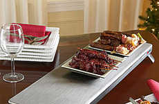 Cordless Kitchen Platters