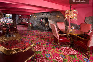 Madonna Inn Shares Name, Age + Gaudy Style With the Material Girl