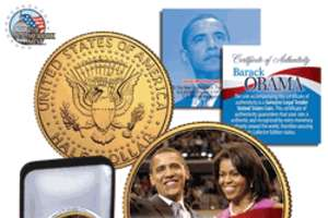 Obama Memorabilia To Celebrate Inauguration Day