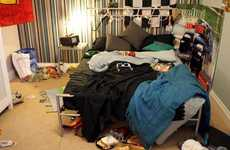 Messy Teenage Bedrooms to Market Real Easte In a More Honest Way