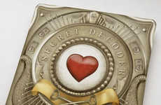 The Secret Decoder Ring Unlocks the Secret Love Message
