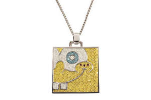 Nickelodeon Offers SpongeBob SquarePants Necklace at Sundance