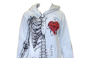 Fashion To Show You've Really Got Guts (And a Heart)