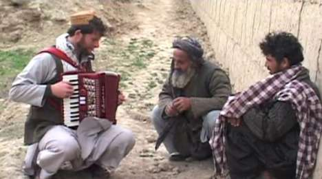 Peace Through Accordions - Gregory Warner Documents His Musical Journey Through Afghanistan
