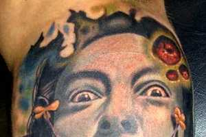 Inked Tributes to Salvador Dali and His Quirky Work