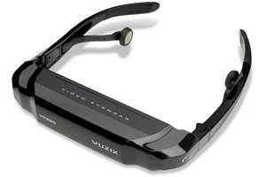 Vuzix iWear Lets You Game or Watch Movies Anywhere