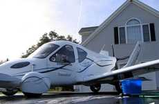 Flying Car Hybrids - The Terrafugia Transition is Ready to Take Flight (UPDATE)