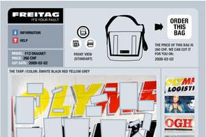 Create Your Own Freitag Online