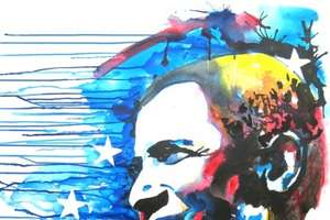 'The Art of Obama' Catalogues Global Street Art Support
