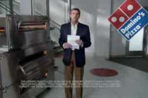 Domino's CEO Burns Subway Letter During 'American Idol' Commercial Break