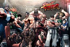 'Street Fighter' Takes Online Gaming to a New Viral Dimension