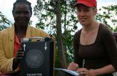 Solar-Powered Water Purifiers - Swedish 'Solvatten' Ensures Sipping Safety