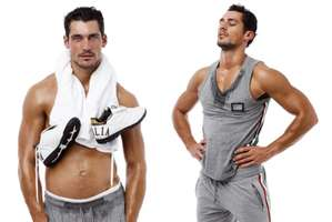 Get Moving With the Dolce & Gabbana Gym 2009 Collection