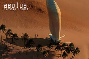 'Aeolus' Vertically Designed Airship Concept