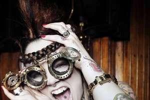 Nina Kate is Speculative for Bizarre Magazine