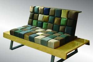 The Zweitsinn Project Makes Furniture from Garbage