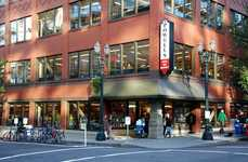 Giant Independent Bookstores - Powell'S Color-Coded Rooms and In-Store Maps Defy Big Chains