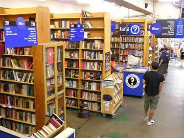 Giant Independent Bookstores