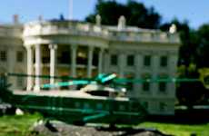 LEGO For History - Inauration Lego-cy Stars 1000+ LEGO Figurines, Including Obama