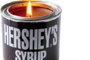 Hershey's Syrup Chocolate Candle Smells Like Childhood