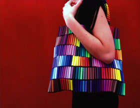 Bags Made of Markers