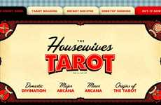 'The Housewive's Tarot' Encourages Drinking While You Interact
