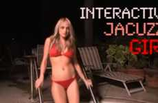 Interactive Jacuzzi Girls