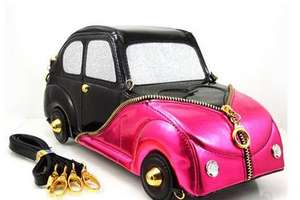 Car-Shaped Purses Are Cute (But Only For Tweens)
