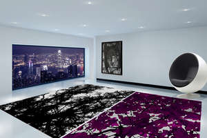 Embellish Your Home with HZL Arty Style and Luxury Rugs