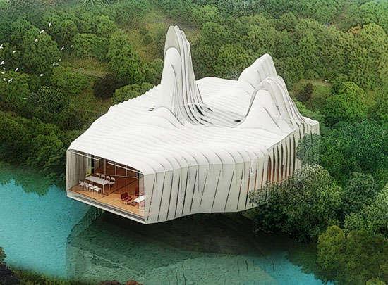 Eco Transformer Architecture