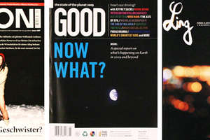 Front Covers With Black Backgrounds Break Old Publishing Rules