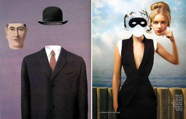 Surrealist Editorials